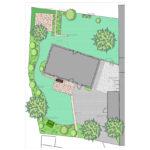 Gartengestaltung Vorentwurfsplanung