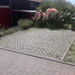 Kfz-Parkplatz - Umgestaltung