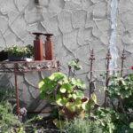 Kleine Gartenidylle