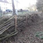 benjeshecke totholzhaufen naturnah rueckzugsraum insekten
