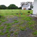 Vorgarten-Umgestaltung, Verlegung von Rasenwaben und Pflasterflächen