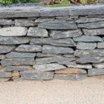 Mauer Trockenmauer Bruchsteine
